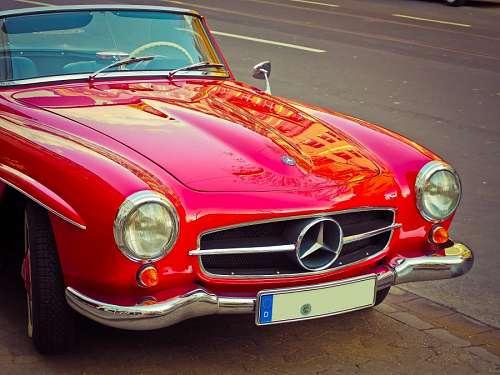 imágenes gratis Mercedes Benz