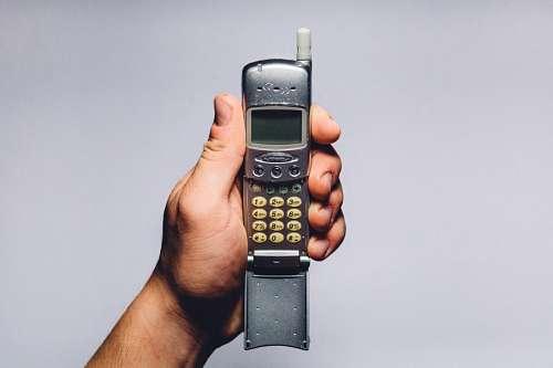 imágenes gratis Telefono celular antiguo