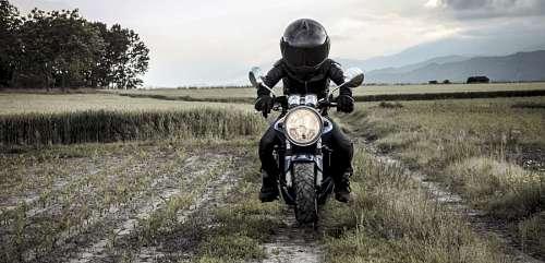 imágenes gratis Motociclista