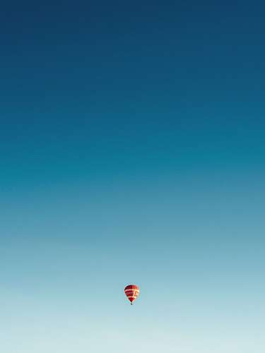 imágenes gratis globo aerostatico