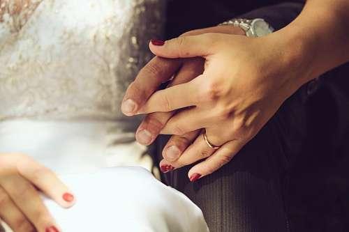 Esposos recién casados