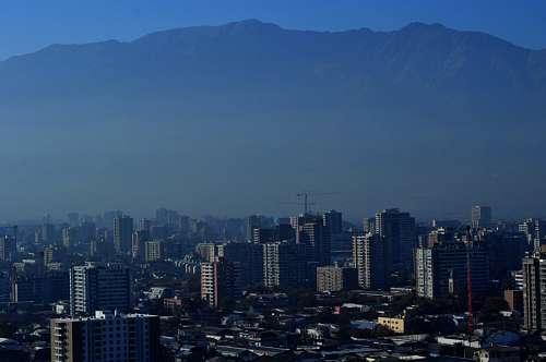 imágenes gratis Chile, Santiago de Chile, Cityscape