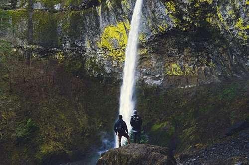 imágenes gratis trekking