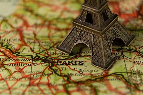 imágenes gratis Souvenir Torre Eiffel