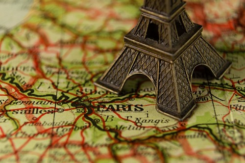 Souvenir Torre Eiffel