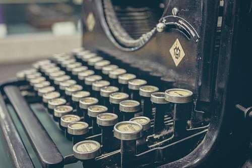 imágenes gratis Maquina de Escribir