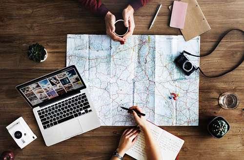 imágenes gratis Mapa de viaje