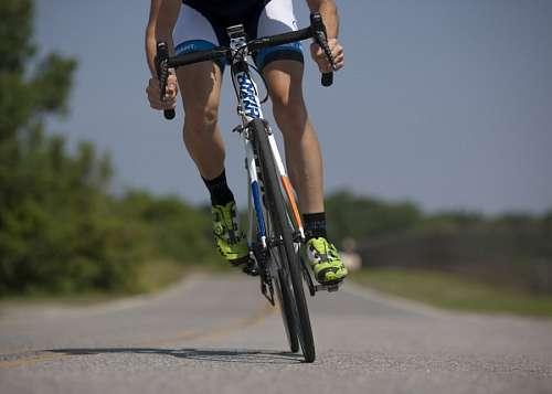 imágenes gratis Ciclista