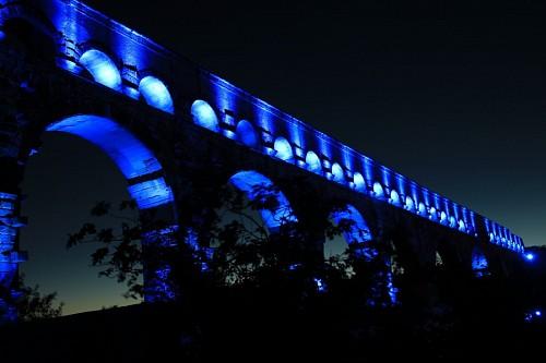 Pont du gard, Francia