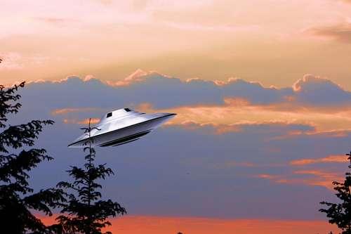 imágenes gratis UFO