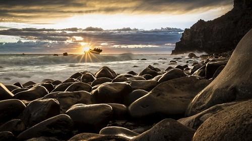 Amanecer en Nueva Zelanda