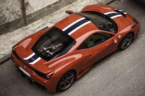 imágenes gratis Ferrari