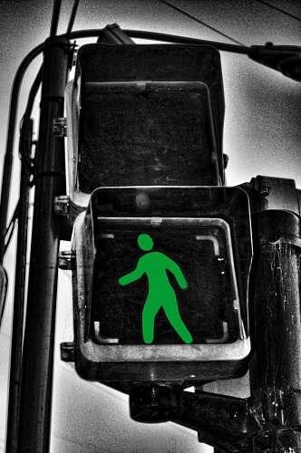 imágenes gratis Semaforo, Buenos Aires, Urbano