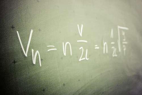 imágenes gratis Ecuacion
