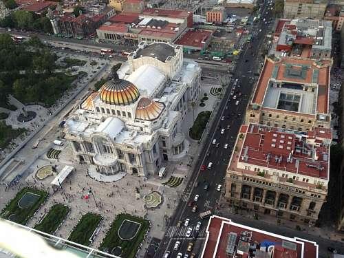 Palacio Federal de Mexico