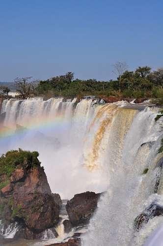 imágenes gratis Cataratas del Iguazu