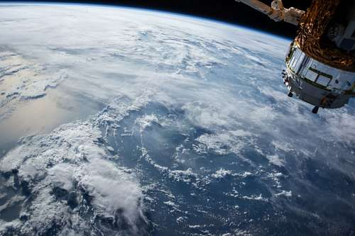 Vista de la Tierra Satelite Nasa