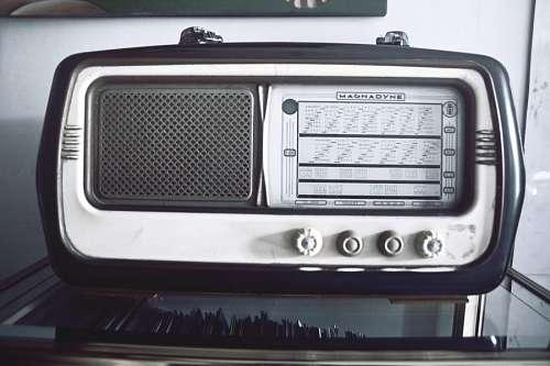 imágenes gratis Vintage Radio