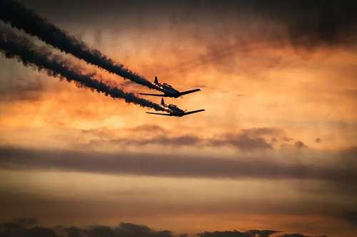 Acrobacia aerea