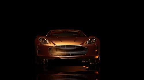 Fondo de pantalla de carros Aston Martin One-77