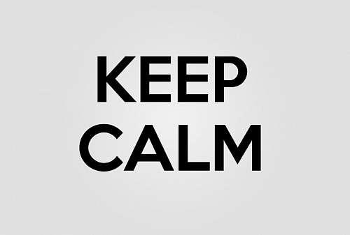 Fondo Keep Calm