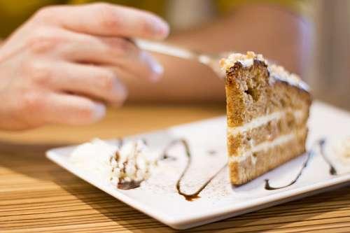 imágenes gratis Porcion de torta