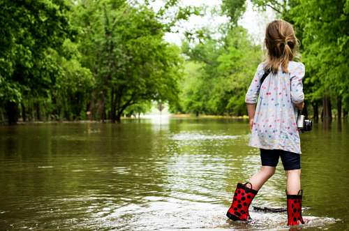 imágenes gratis Inundacion