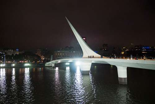 imágenes gratis Puente De La Mujer