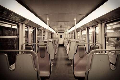 imágenes gratis Metro, Suterraneo vacio
