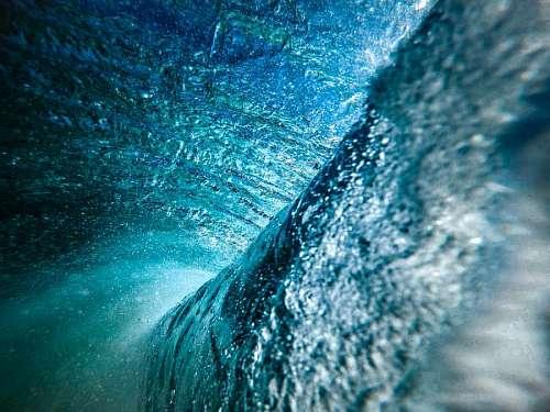 imágenes gratis Ola Azul