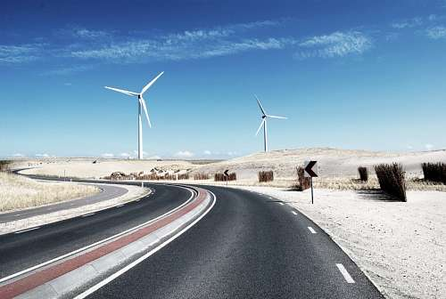 imágenes gratis Molino de viento