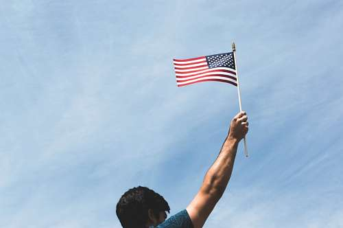 imágenes gratis Bandera de Estados Unidos