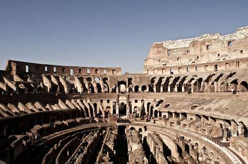 imágenes gratis Coliseo Romano Italia