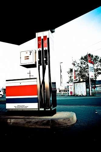 imágenes gratis Gasolinera