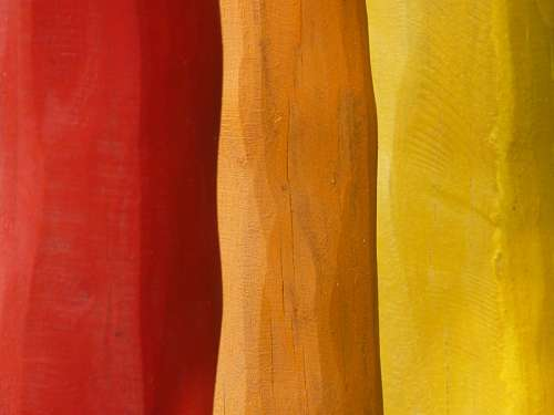 Madera en color