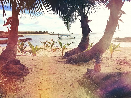 Playa Quintana Roo, México
