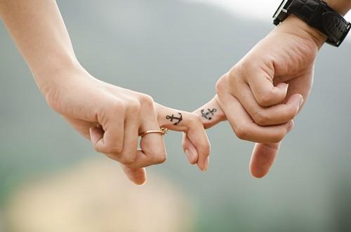 Imagenes en hd de amor  Tatuaje de anclas