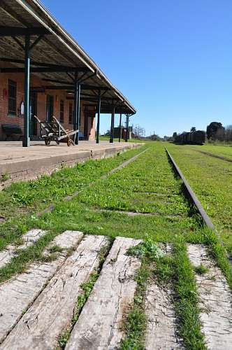 Estacion de Tren Abandonada