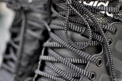 imágenes gratis cordones zapatillas Macro