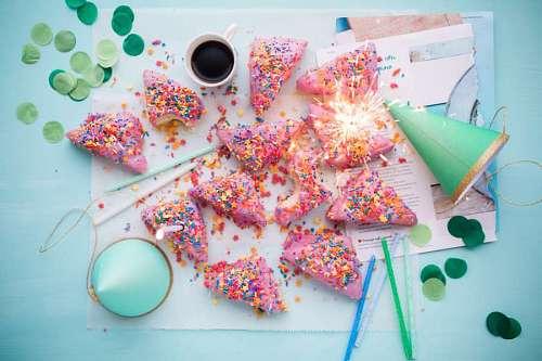 imágenes gratis Pastel de cumpleaños