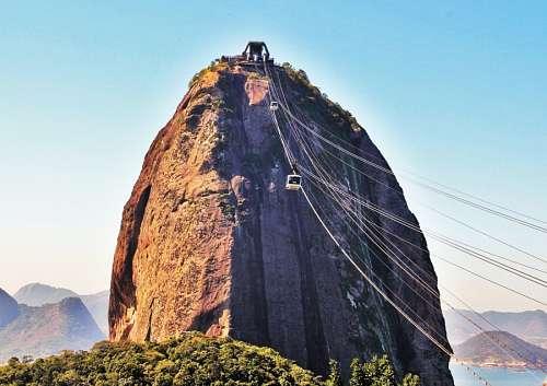 imágenes gratis Pan de Azucar, Rio de Janeiro