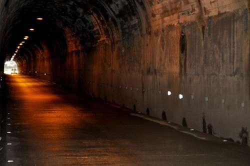 imágenes gratis Tunel