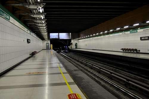 Estacion de Subte