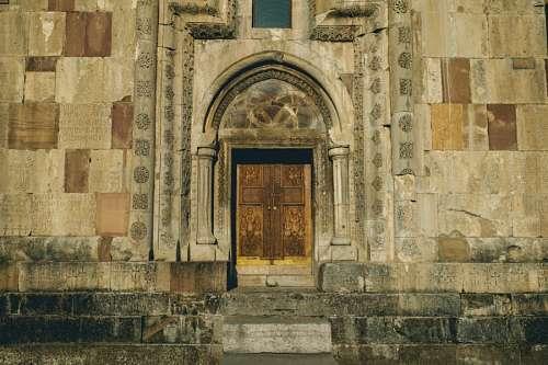 Frente de iglesia