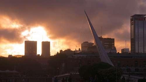 imágenes gratis Puerto Madero, Buenos Aires, Argentina