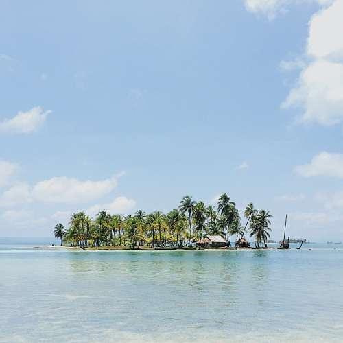 imágenes gratis Isla del caribe