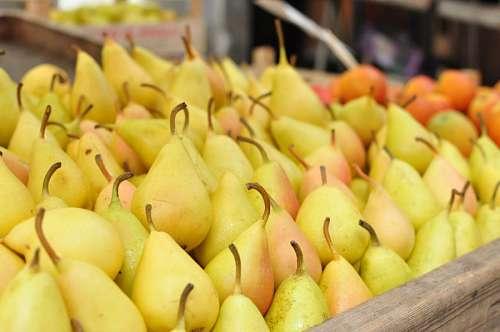 imágenes gratis comercio, venta, verduleria, pera, peras, fruta, f