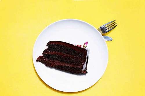 imágenes gratis Pastel del chocolate