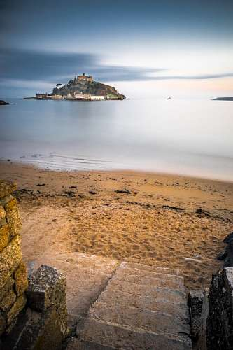 Saint Michael\'s mount, Marazion, Cornwall, United