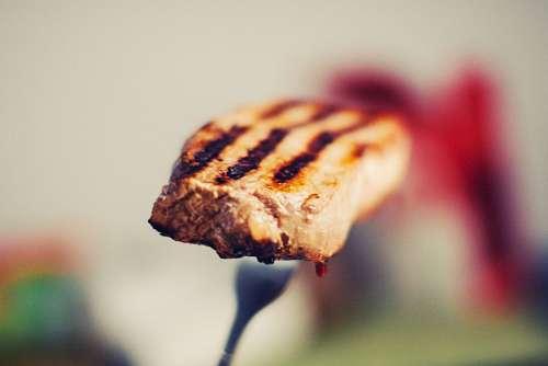 imágenes gratis Bocado de carne